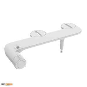 Plastic Cold Water Bidet Attachment with Adjustable Nozzle X3200-31