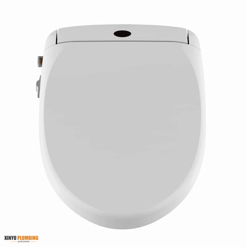Electric Smart Bidet Seat B011 with Remote Control for Elongated Toilets