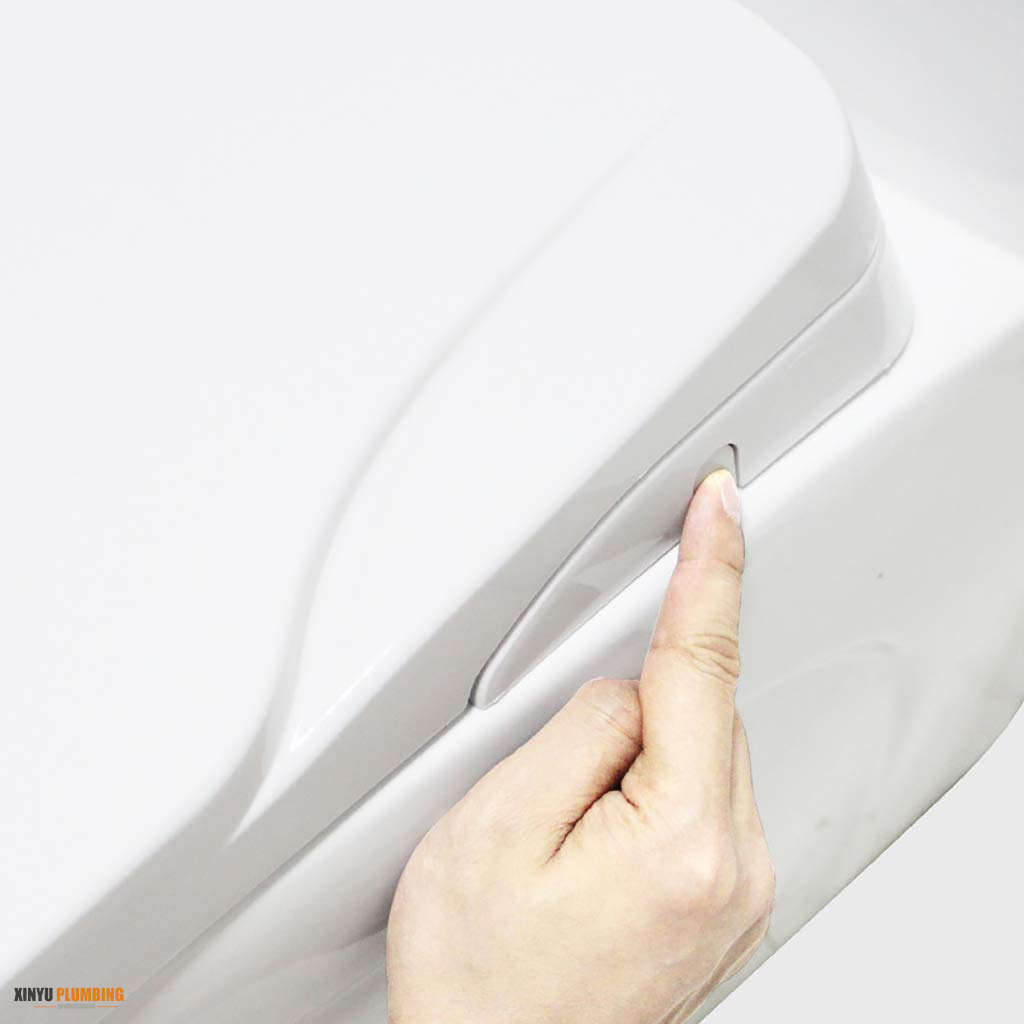 Non Electric Bidet seat- European Style U-Shaped(D Shaped XY1002